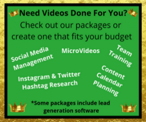 video creation, video marketing, video services, social media, microvideos, microvideo queen, lynn silva, video services, videos, short video
