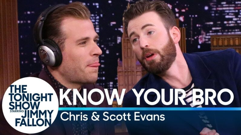 Know Your Bro with Chris and Scott Evans – Social Media Video Network Trends