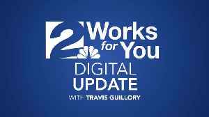 2 Works for You Evening Digital Update [Video]