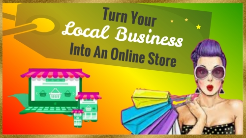 Quickly & Easily Turn Local Businesses Into Ecommerce Stores
