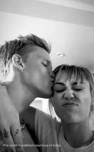See Cody Simpson's Sweet Tribute to Miley Cyrus on 6-Month Anniversary [Video]