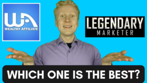 Legendary Marketer vs Wealthy Affiliate [#1 Training Revealed] [Video]
