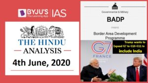 The Hindu Video Analysis, 4th of June 2020; Daily Video News Analysis for UPSC
